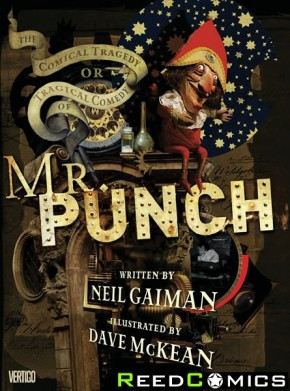 Mr Punch 20th Anniversary Edition Hardcover
