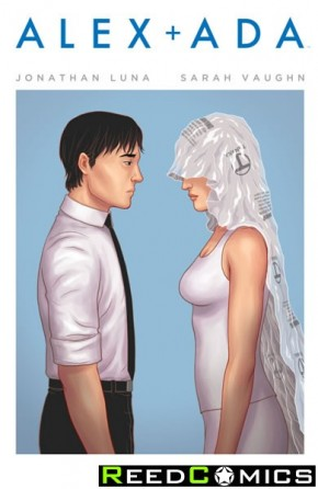 Alex + Ada Volume 1 Graphic Novel