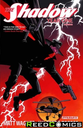 The Shadow Year One Omnibus Graphic Novel