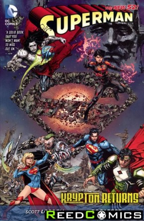 Superman Krypton Returns Graphic Novel
