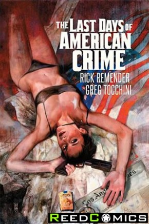 Last Days of American Crime Hardcover