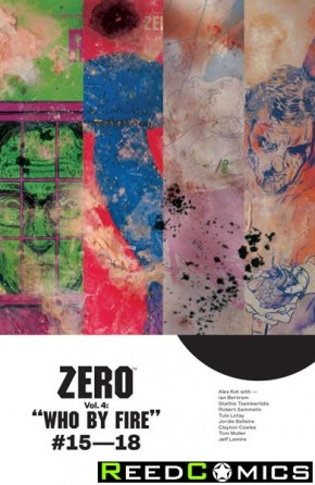 Zero Volume 4 Who by Fire Graphic Novel