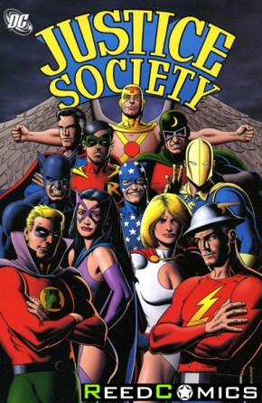 Justice Society Volume 2 Graphic Novel