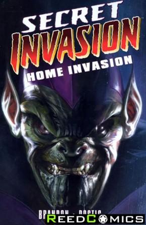 Secret Invasion Home Invasion Graphic Novel