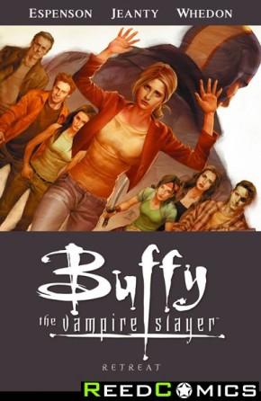 Buffy Vampire Slayer Volume 6 Retreat Graphic Novel