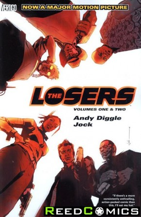 The Losers Book 1 Graphic Novel