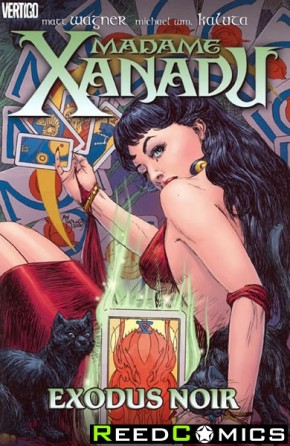 Madame Xanadu Volume 2 Exodus Noir Graphic Novel