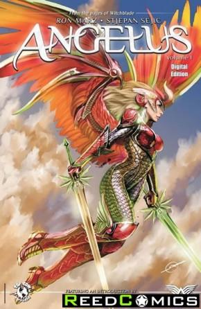 Angelus Volume 1 Graphic Novel