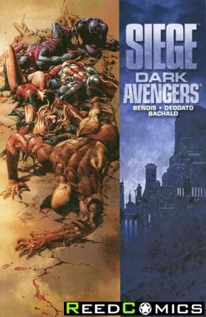 Siege Dark Avengers Graphic Novel