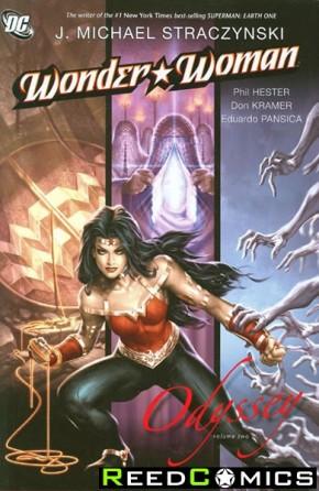 Wonder Woman Odyssey Volume 2 Hardcover
