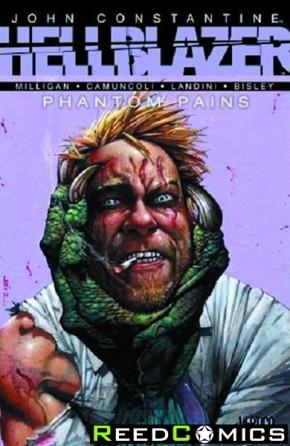 Hellblazer Phantom Pains Graphic Novel