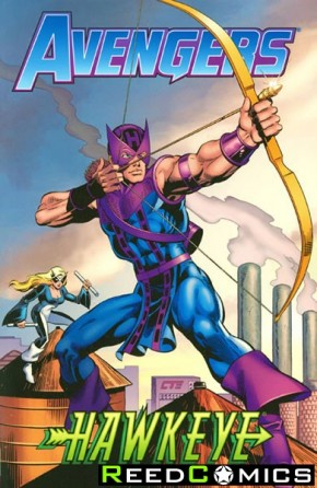 Avengers Hawkeye Graphic Novel