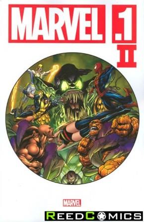 Marvel Point One II Graphic Novel
