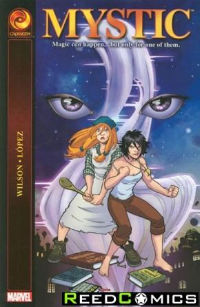 Mystic The Tenth Apprentice Graphic Novel