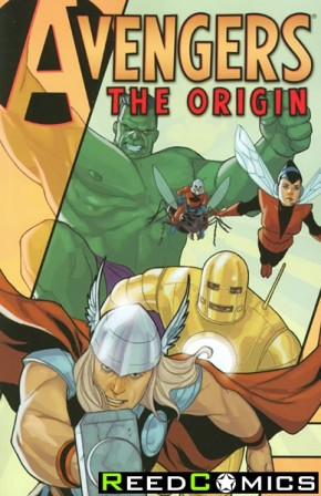 Avengers The Origin Graphic Novel