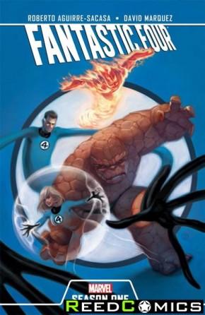 Fantastic Four Season One Premiere Hardcover