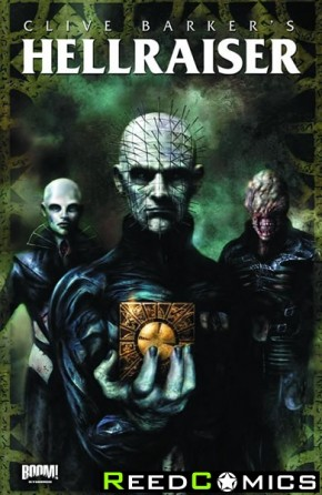 Hellraiser Volume 2 Graphic Novel
