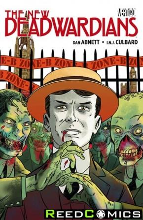 New Deadwardians Graphic Novel