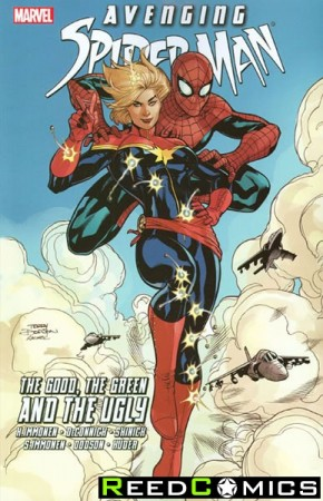 Avenging Spiderman Volume 2 The Good, The Green and The Ugly Graphic Novel