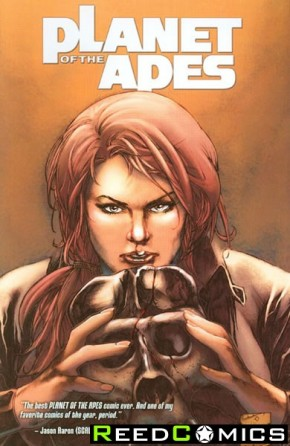 Planet of the Apes Volume 4 Graphic Novel