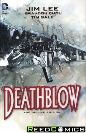Deathblow Deluxe Edition Hardcover
