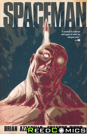 Spaceman Graphic Novel