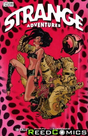 Strange Adventures Graphic Novel