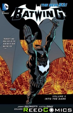 Batwing Volume 5 Into The Dark Graphic Novel