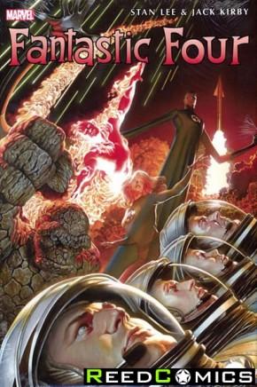 Fantastic Four Omnibus Volume 3 Hardcover