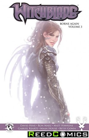 Witchblade Born Again Volume 3 Graphic Novel