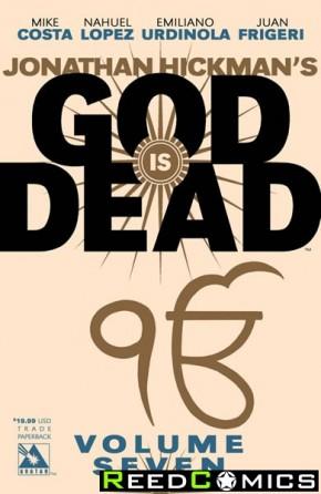 God is Dead Volume 7 Graphic Novel