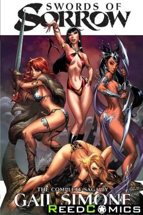 Swords of Sorrow Complete Saga Graphic Novel