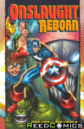 Onslaught Reborn Graphic Novel