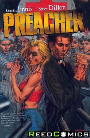 Preacher Book 2 Hardcover