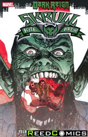 Dark Reign Skrull Kill Krew Graphic Novel