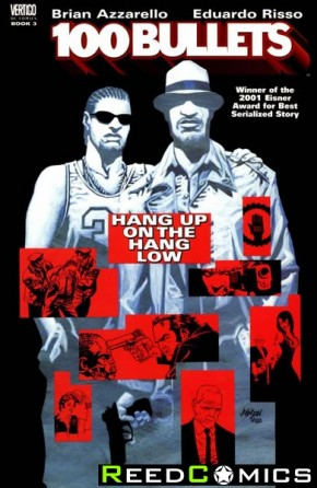 100 Bullets Volume 3 Hang Up on the Hang Low Graphic Novel