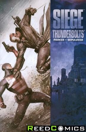 Siege Thunderbolts Graphic Novel