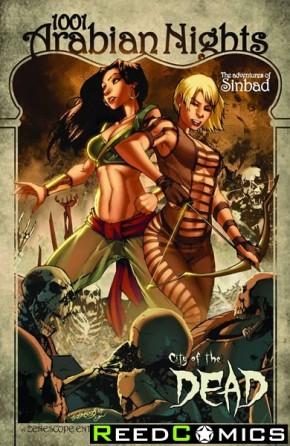 1001 Arabian Nights Volume 2 Graphic Novel