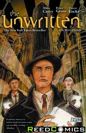 The Unwritten Volume 5 On To Genesis Graphic Novel