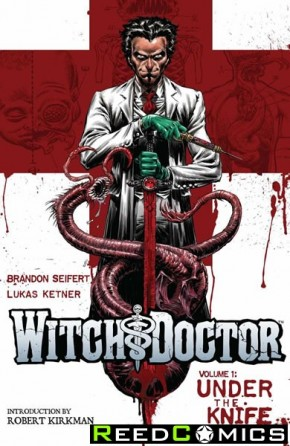 Witch Doctor Volume 1 Graphic Novel