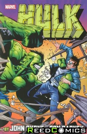 Hulk by John Byrne and Ron Garney Graphic Novel