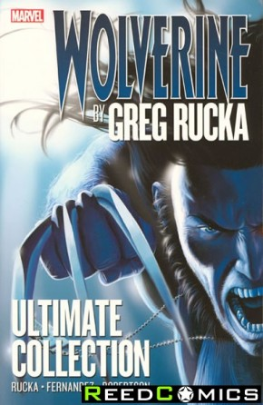 Wolverine by Greg Rucka Ultimate Collection Graphic Novel