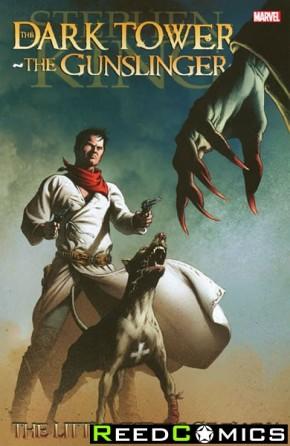 Dark Tower The Gunslinger The Little Sisters of Eluria Graphic Novel