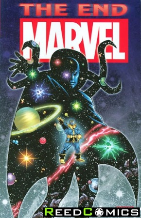 Marvel Universe The End Graphic Novel