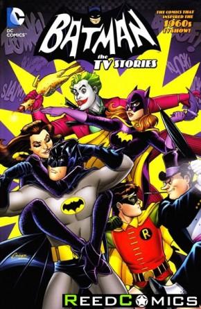 Batman 66 The TV Stories Graphic Novel