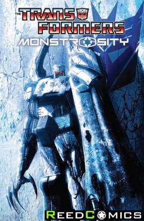 Transformers Monstrosity Graphic Novel