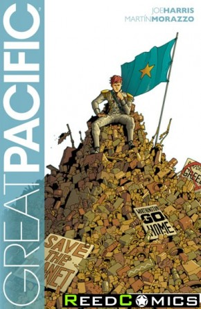 Great Pacific Volume 2 Nation Building Graphic Novel