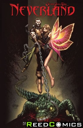 Grimm Fairy Tales Neverland Graphic Novel