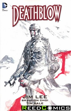 Deathblow Deluxe Edition Graphic Novel