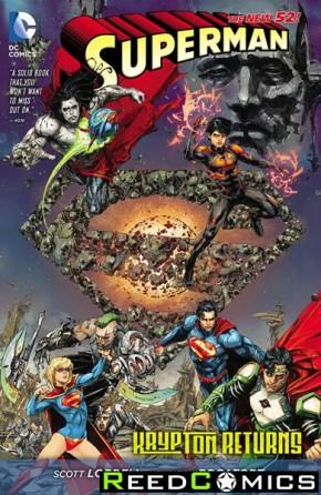 Superman Krypton Returns Hardcover